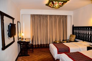 Deluxe Twin Room Hotel Manaslu Lazimpat