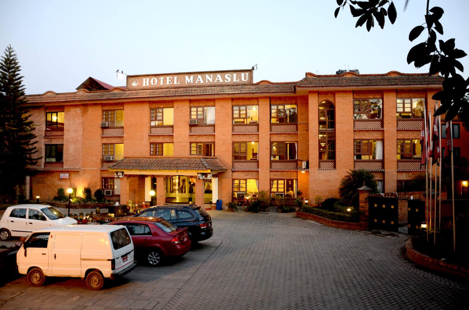 Hotel Manaslu Front View