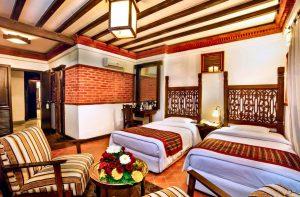 Manaslu Hotel Room